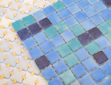 Мозаика для бассейна Испания