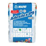 клей для укладки мозаики Клей ADESILEX P9 белый