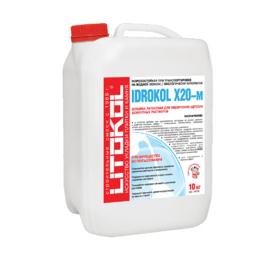 Латексная добавка IDROKOL X20-м 10 кг.