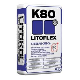 Клей LITOKOL LITOFLEX К80