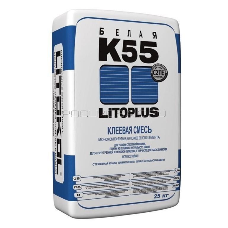 Клей LITOPLUS K55